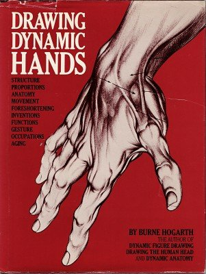 301x400 Review Drawing Dynamic Hands By Burne Hogarth Dynamic Drawing