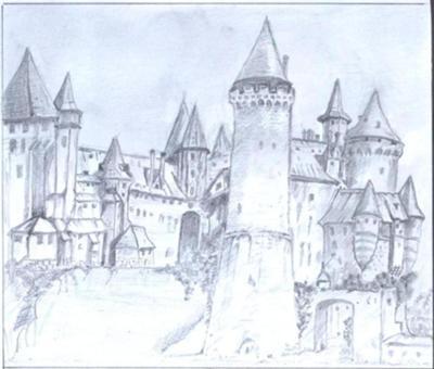 400x340 Castle