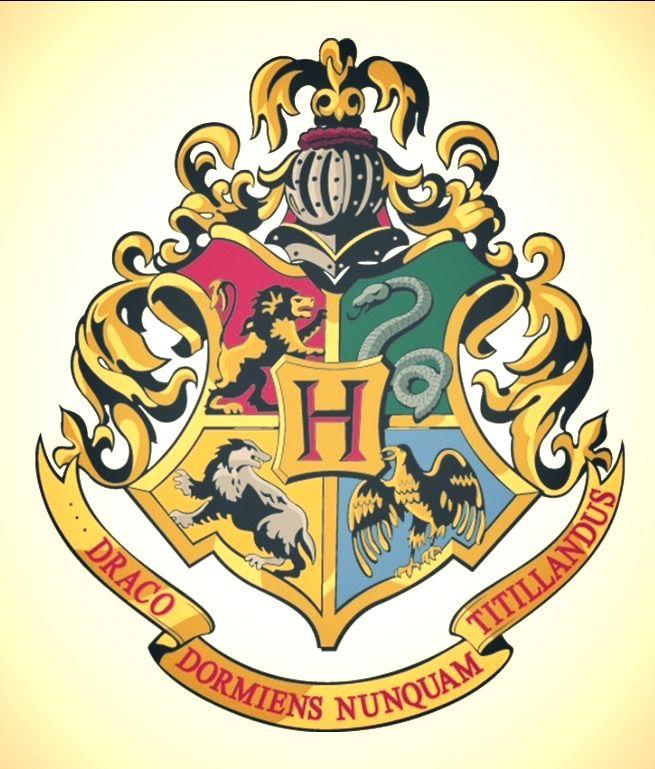 655x769 Hogwarts Crest Watercolour Harry Potter Amino