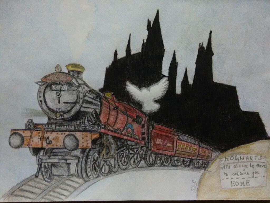 1024x768 Back To Hogwarts