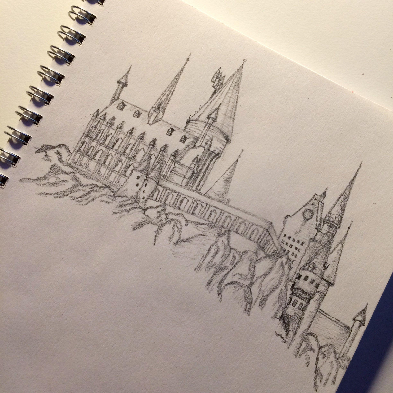 2448x2448 Hogwarts