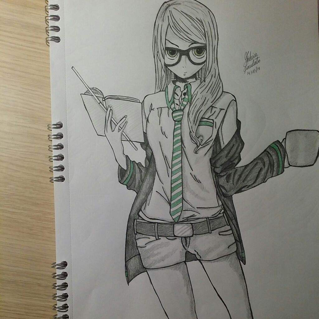 1024x1024 Me As Hogwarts Student Drawing Harry Potter Amino