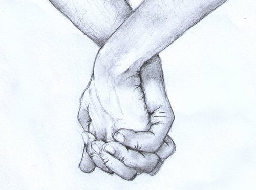 500x371 Great Hands! They'Re So Hard To Draw Realistically Artistic