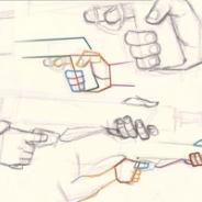 184x184 Comic Book Video Tutorials How To Draw Hand Holding A Gun