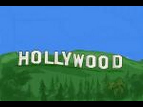 480x360 How To Draw The Hollywood Sign