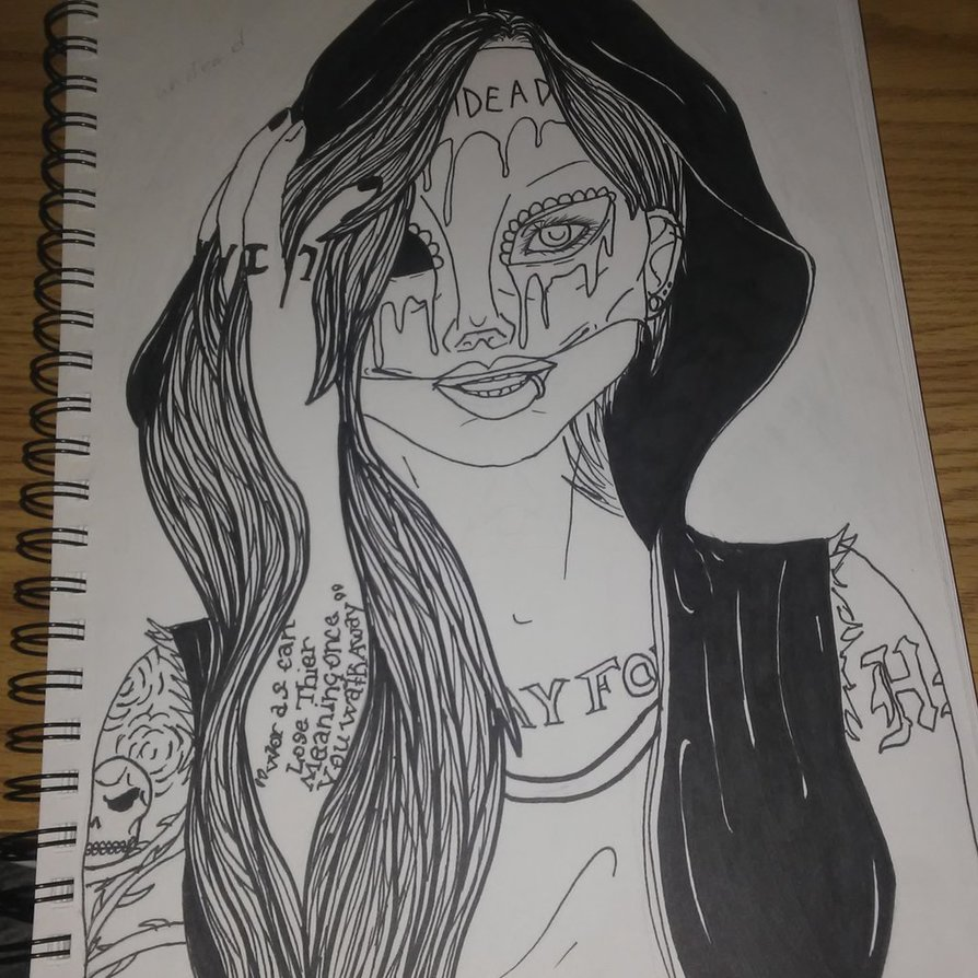 894x894 Hollywood Undead Extreme Fangirl By Joeythelostartist