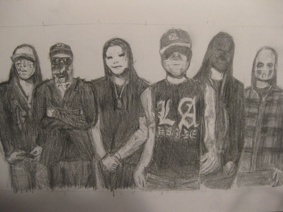 900x675 Hollywood Undead By Chitraah