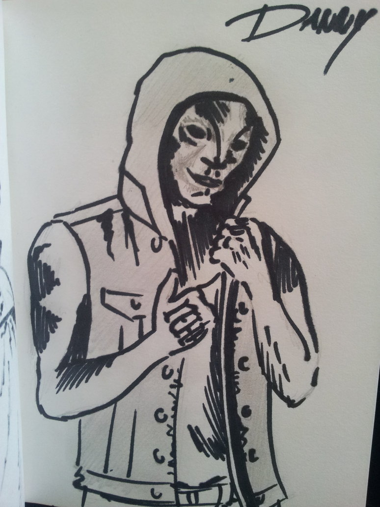 774x1032 Cool Drawings Of Hollywood Undead Tattoos