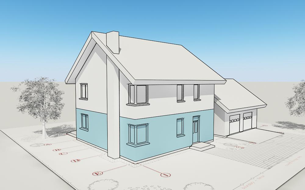 Home Construction Drawing at GetDrawings.com | Free for personal use ...