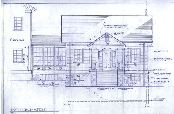 580x381 Front Elevation Of House Sketch Front Elevation