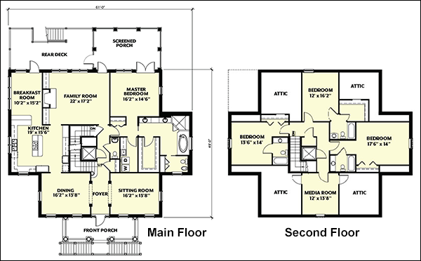 600x372 small house plans small house designs small house layouts - Home Planing