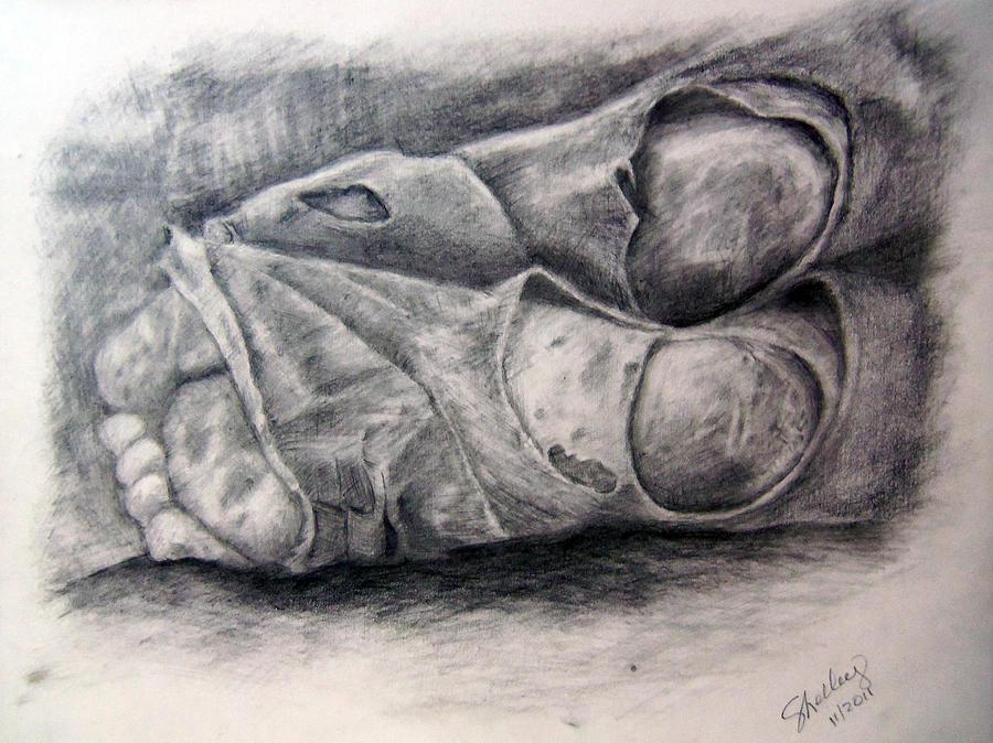 900x674 Homeless People Drawings Fine Art America