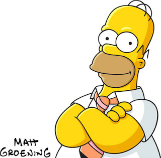 320x315 How To Draw Homer Simpson