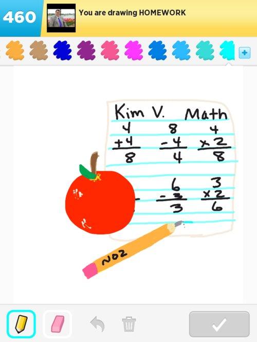 500x667 Homework Drawings