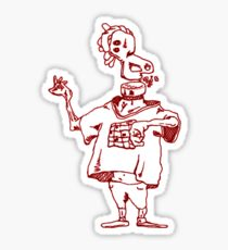210x230 Homie Drawing Stickers Redbubble