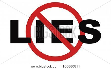 450x281 No More Lies Stop Lying Tell Truth Image Amp Photo Bigstock