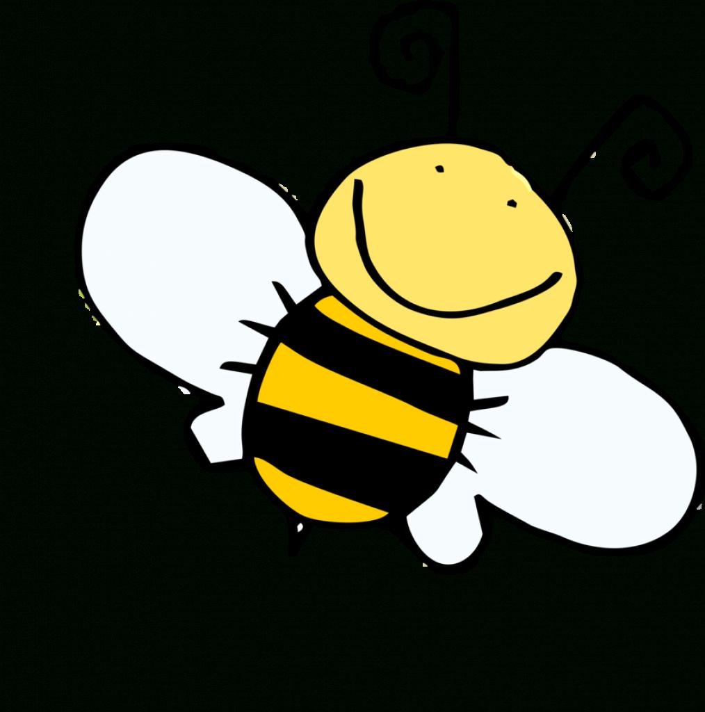 1014x1024 Cartoon Drawing Honey Bee Honey Bee Clipart
