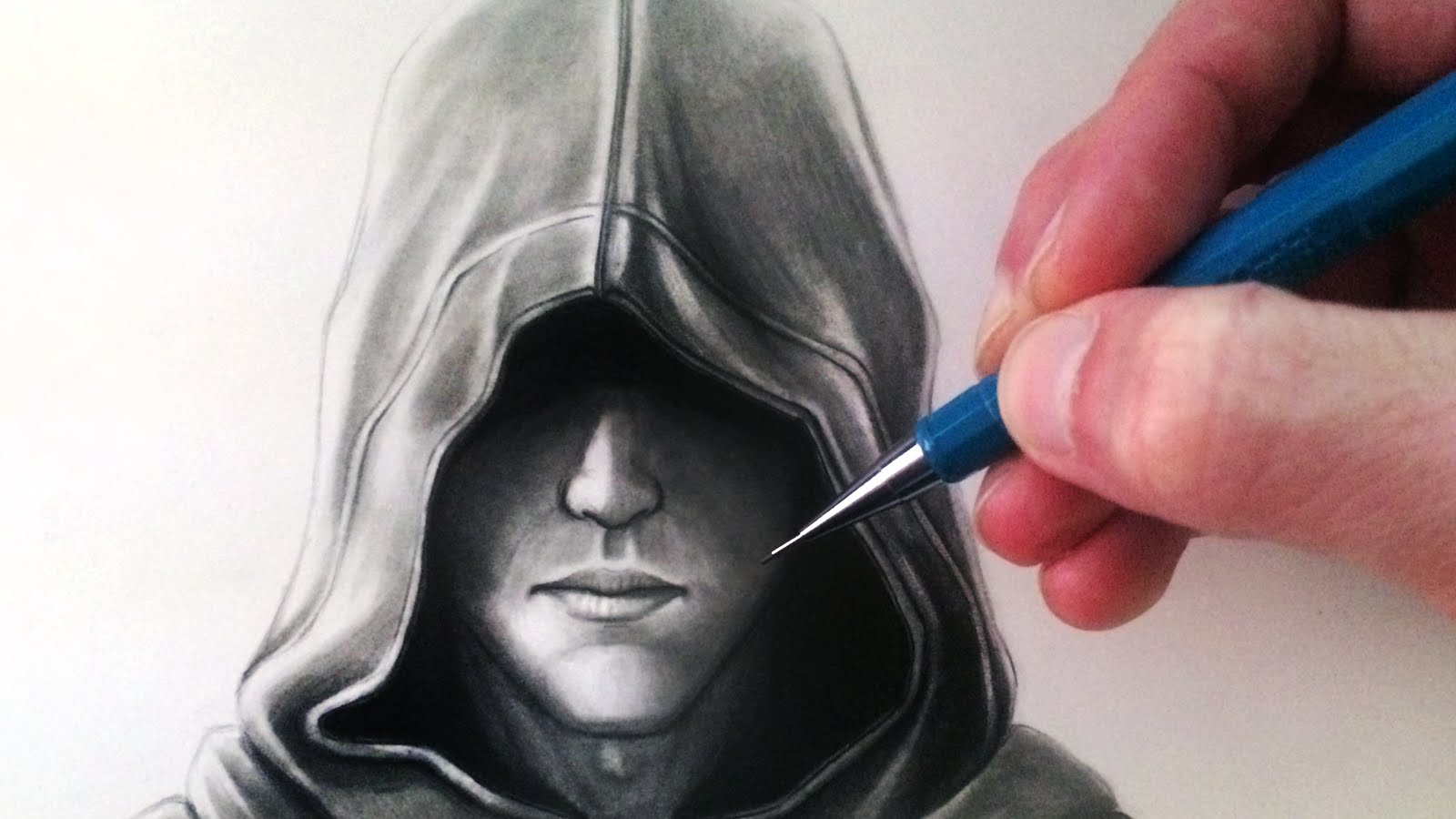 1600x900 How To Draw A Hood