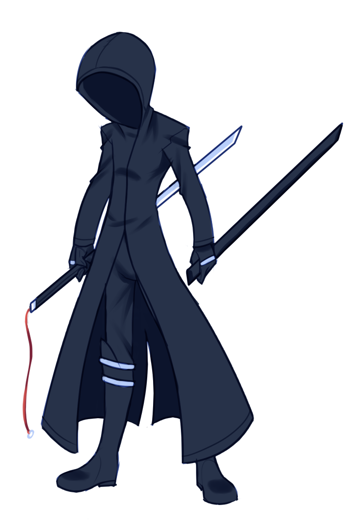 720x1080 Commission Hooded By Drantyno