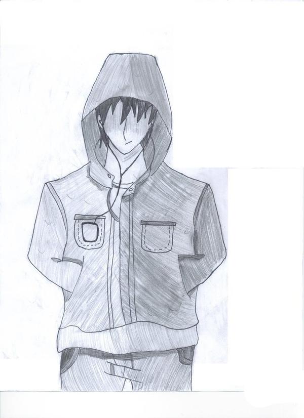 600x826 Hooded Man By Deadlock Mdknight