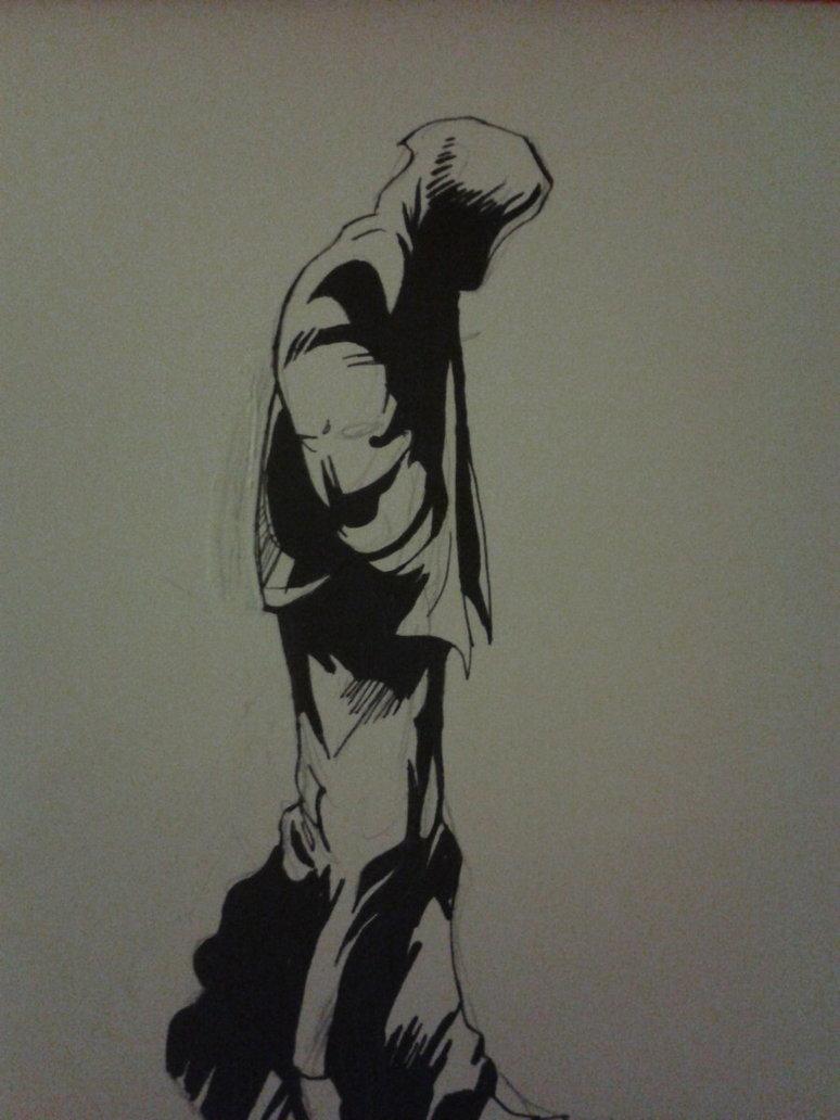 774x1032 Hooded Man By Donlvir
