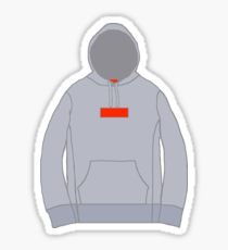210x230 Bape Hoodie Drawing Stickers Redbubble