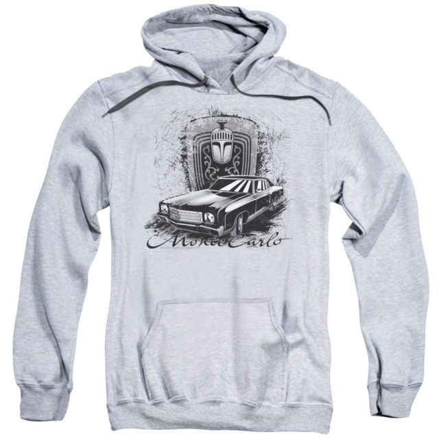 640x640 Chevy Monte Carlo Drawing Pullover Hoodies For Men Or Kids Xl