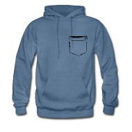 190x190 Pocket Drawing Comic Hoodie Spreadshirt