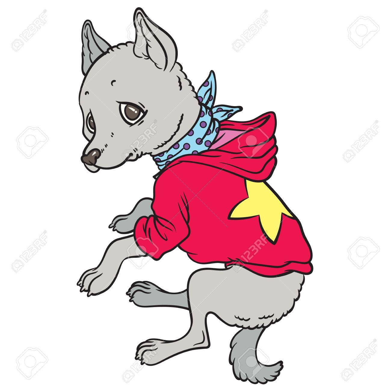 1300x1300 Chihuahua In Hoodies