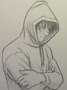 218x294 Draw Hoodies Drawing Ref Drawing Ideas And Drawings
