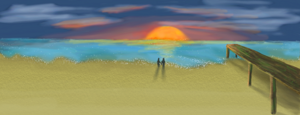 1051x403 Redraw The Horizon By Devlant