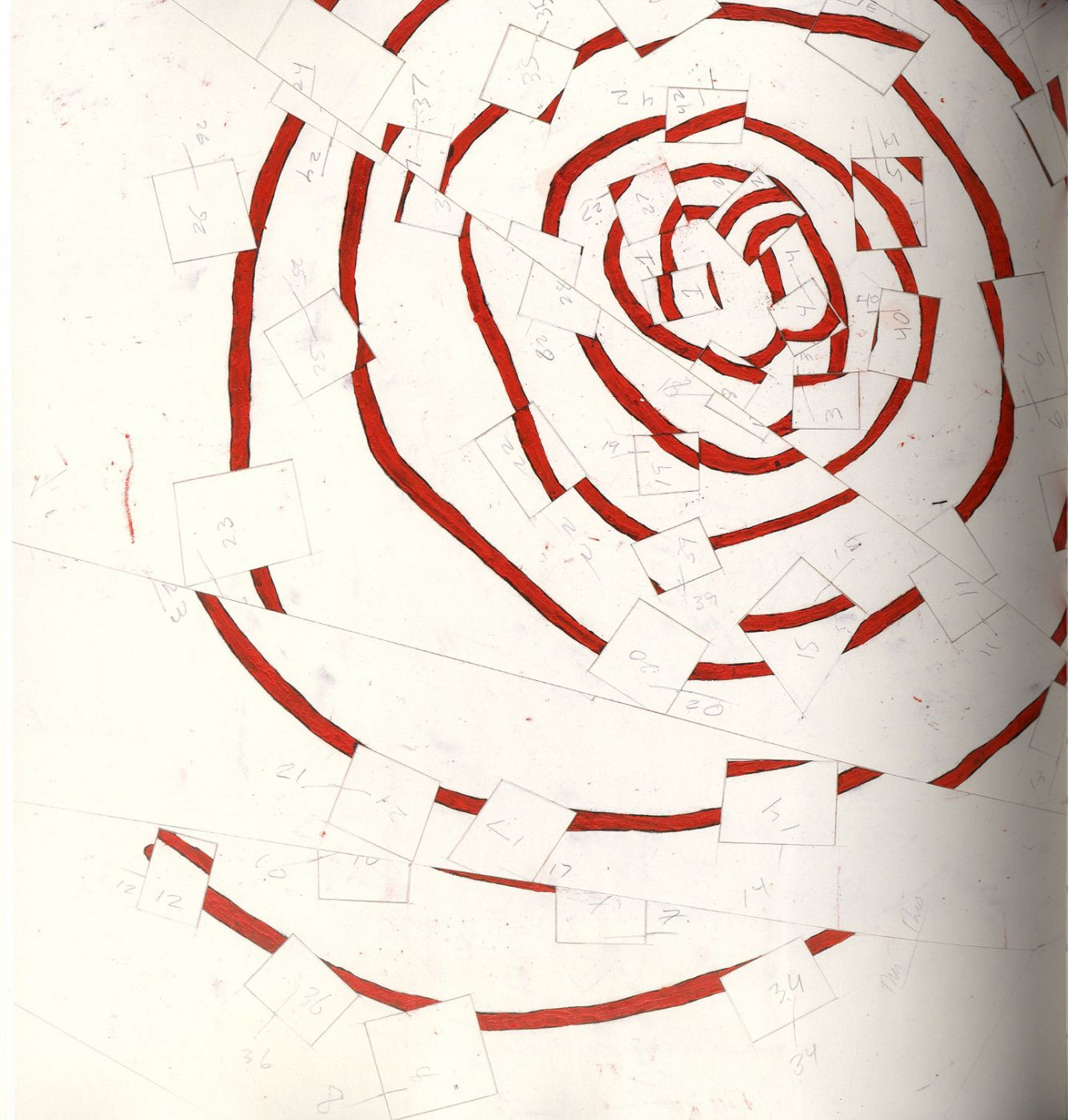 1335x1400 Roni Horn 153 Drawings Roni Horn, Tacita, Dean, Briony, Fer