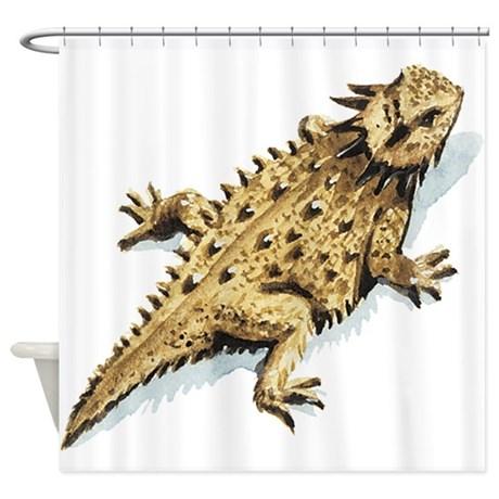 460x460 Horned Lizard Drawing Bathroom Accessories Amp Decor