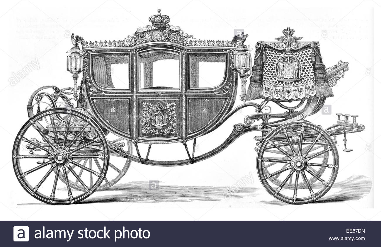 1300x843 Horse Drawn Carriage Cut Out Stock Images Amp Pictures