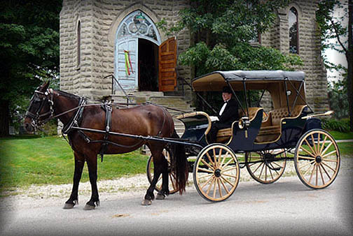 504x338 Justin Horse Buggy, Carriage, Sleigh And Stagecoach Company