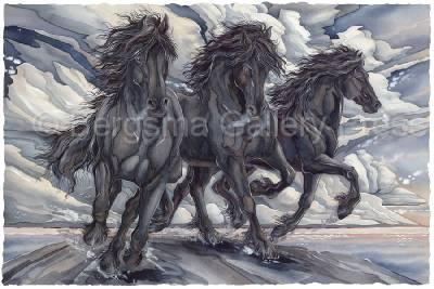 400x267 The Power Of Purpose By Jody Bergsma ~ Wild Horses Horses