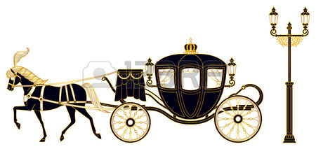 450x213 Horse And Carriage Stock Photos. Royalty Free Business Images