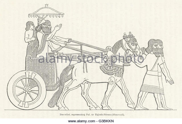 640x438 Two Horse Chariot Stock Photos Amp Two Horse Chariot Stock Images