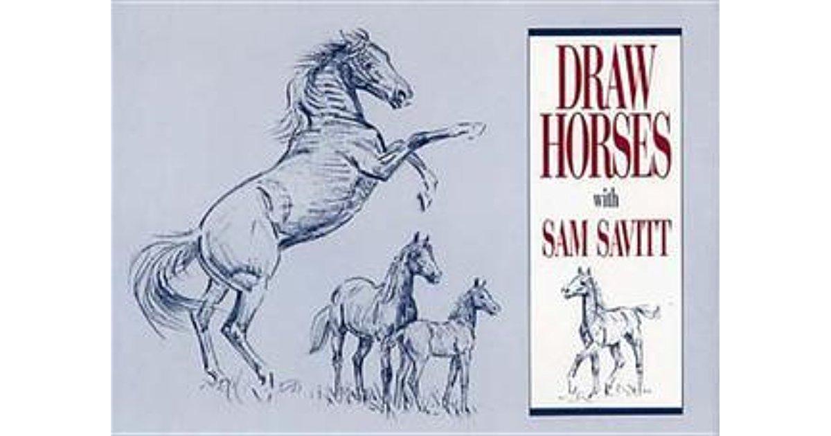 1200x630 Draw Horses With Sam Savitt By Sam Savitt