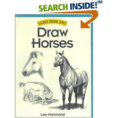 240x240 Horse Drawing And Coloring Books