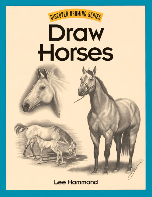 500x649 How To Draw Horses Book