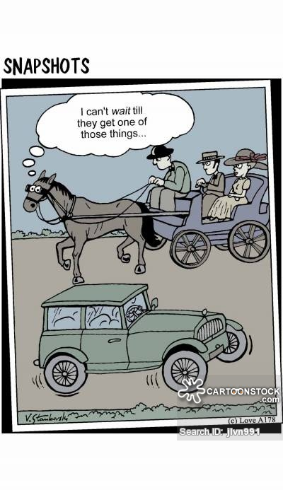400x693 Horse Drawn Carriage Cartoons And Comics
