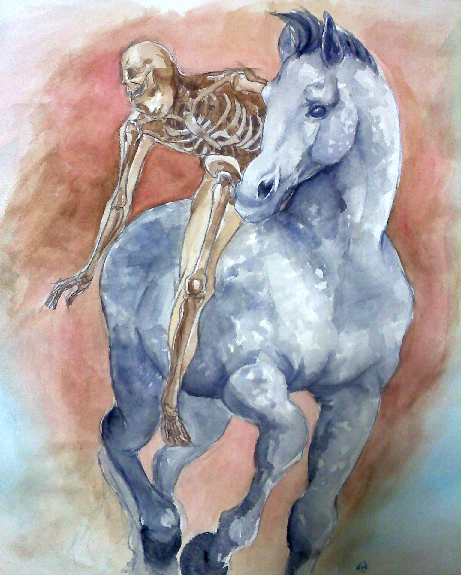 1536x1914 The Skeleton Within Figure Drawing Laura Werner