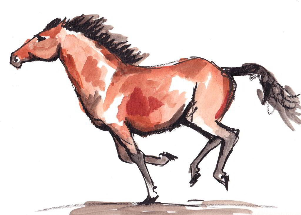 1024x731 Super Horse
