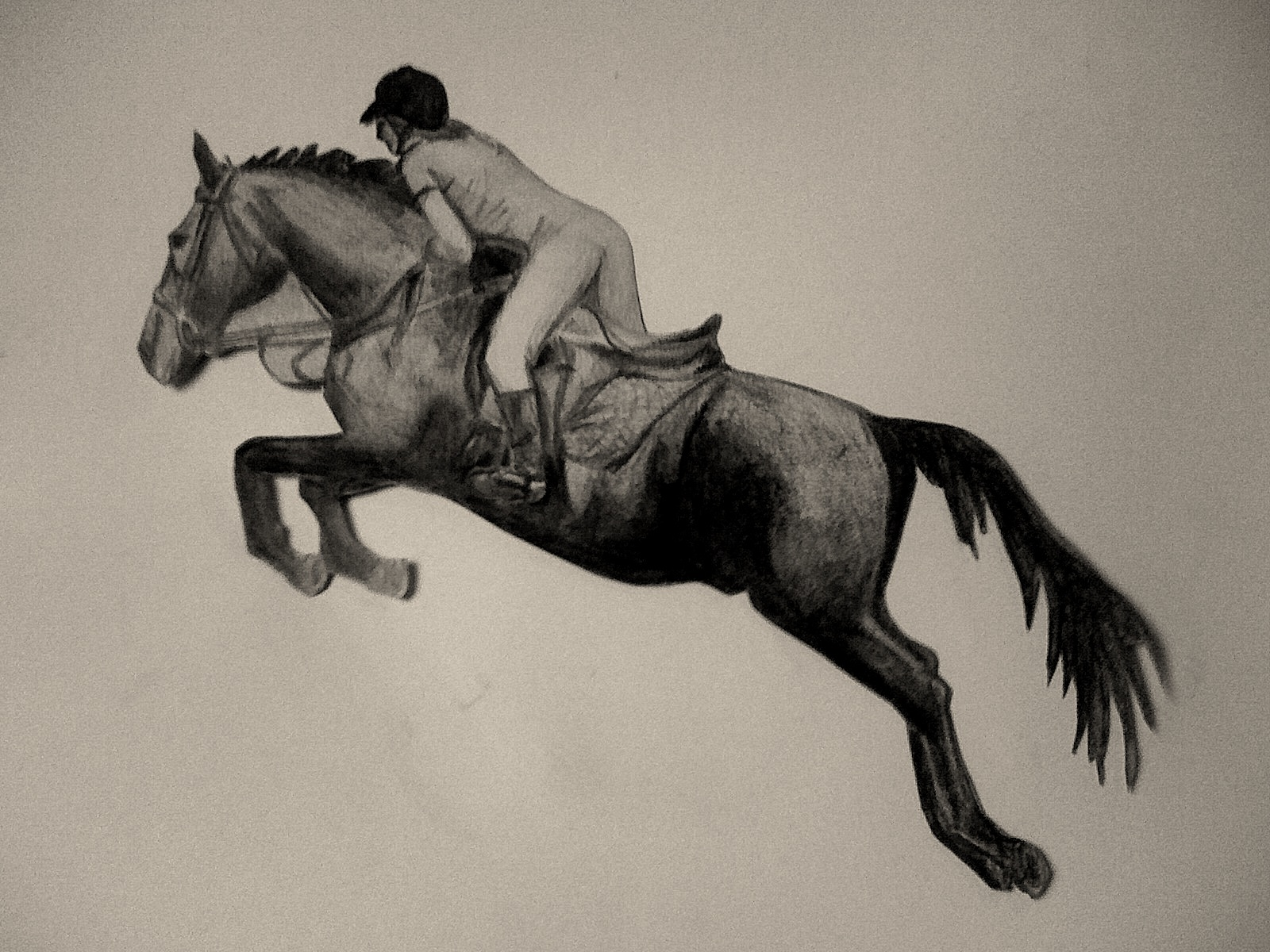 1600x1200 Horse Jump By Paigeliancopsey