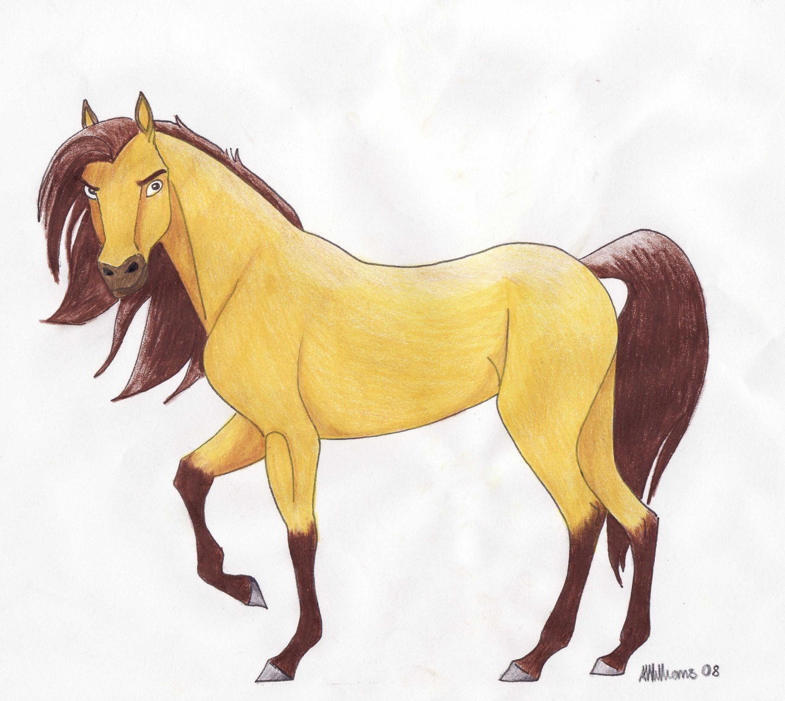 2617x2338 Pencil Drawings Of Mustangs Horses Best Horse Drawings Ideas