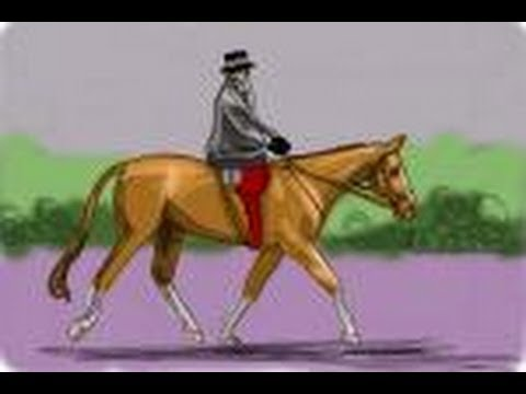 480x360 How To Draw A Person Riding A Horse