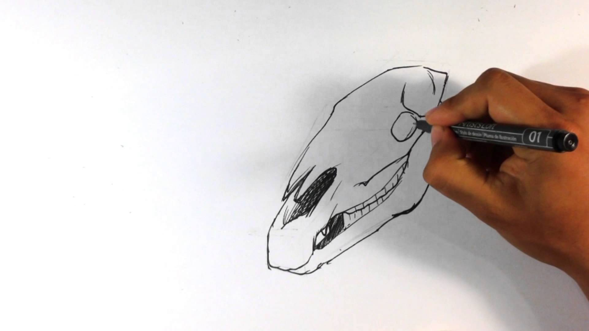 1920x1080 How To Draw A Horse Skull