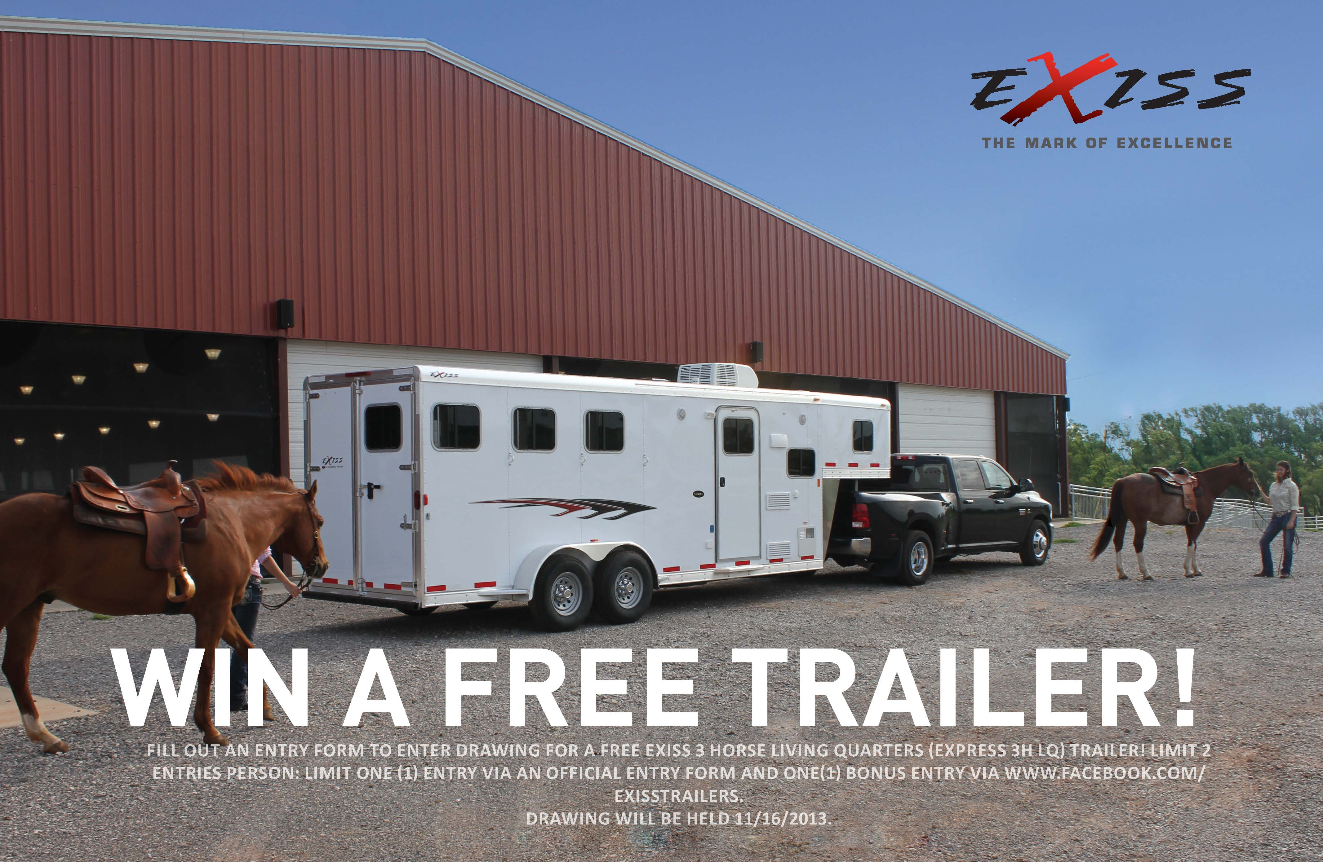 Horse Trailer Drawing At Free For Personal Use Exiss Wiring Diagram 4267x2782 Aluminum Trailers Announces Giveaway Elite