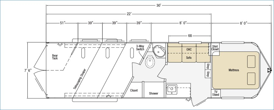 Horse trailer drawing at getdrawings free for personal use 900x363 wiring diagram for sundowner horse trailer cheapraybanclubmaster Choice Image